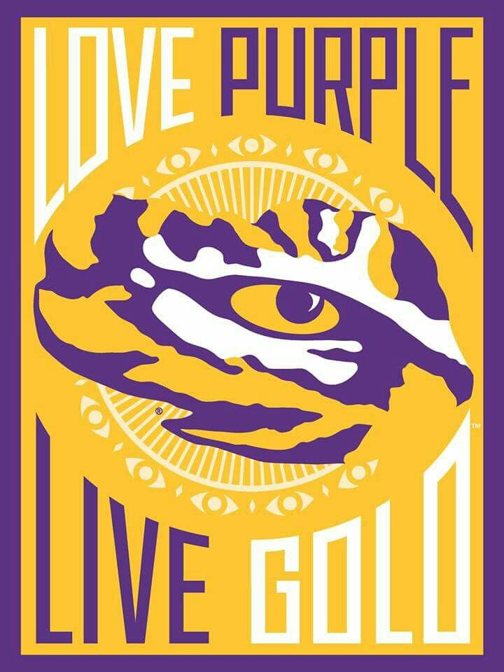 17 Best Images About Lsu Tiger Items Amp Cheers 4 Football