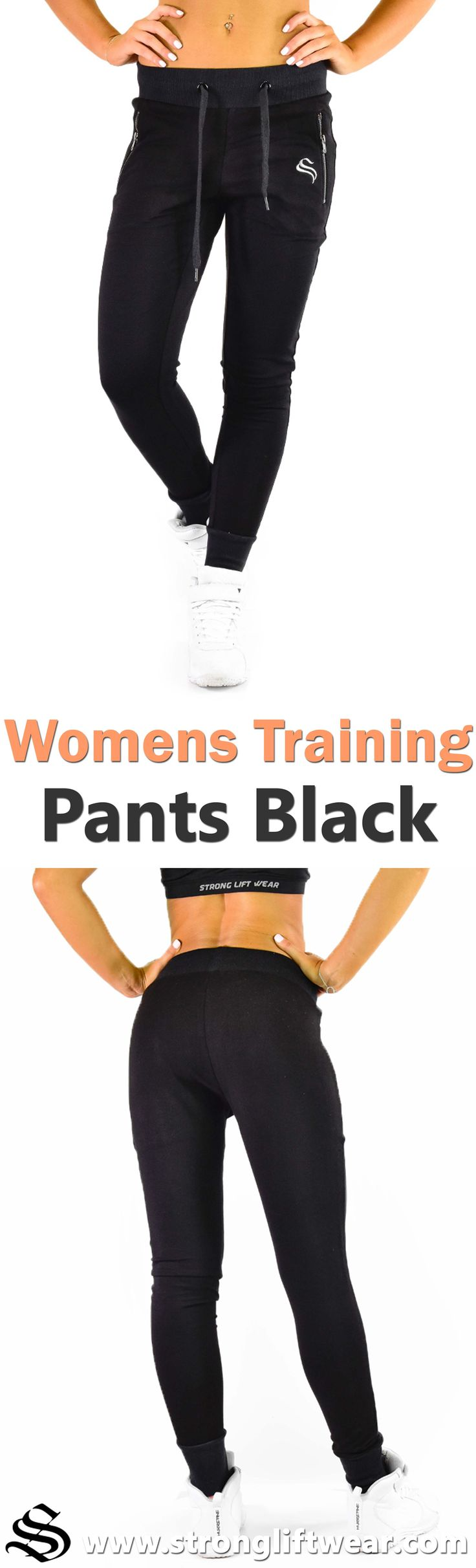 Womens Training Pants - Black │gym wear │fitness wear │fitness clothing │fitness │outfits │workout dress │gym outfits │workout outfits │shorts │hoodie │singlets │pants #gymwear #fitnesswear #fitnessclothing #fitness #outfits #workoutdress #gymoutfits #workoutoutfits #shorts #hoodie #singlets #pants