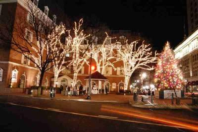 Christmas Has Arrived in Lancaster City   Her Campus