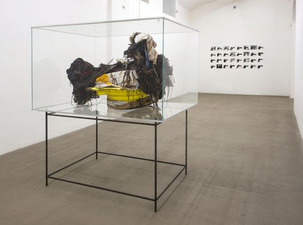 """The Registry of Promise"" at Fondazione Giuliani"