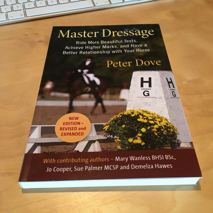 A very welcome arrival on a Monday lunchtime! Early copies of the eagerly awaited 2nd edition of Master Dressage by Peter Dove have arrived ‪#‎excited‬ ‪#‎masterdressage‬ ‪#‎dressage‬ ‪#‎horses‬ ‪#‎books‬ ‪#‎earlycopies‬ ‪#‎equestrian‬