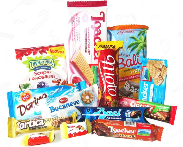 Candy Adriatico Box - Discover regional sweet treats directly from Adriatic - Italy Slovenia and  sc 1 st  Pinterest & 57 best Candy subscription box ideas images on Pinterest ... Aboutintivar.Com