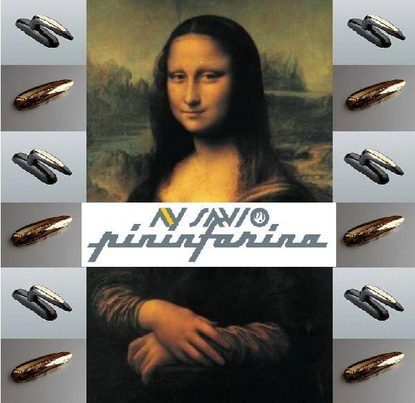 Gioconda, Pininfarina, Savio - prawdziwe piękno.