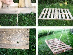 21 best DIY Garden Swing images on Pinterest Garden swings Wood