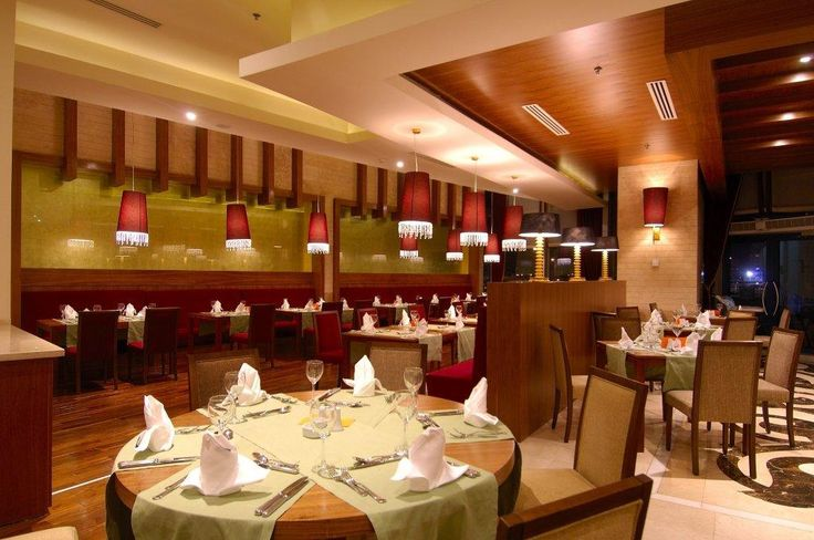 Dedeman Konya Hotel & Convention Center Safran Restaurant