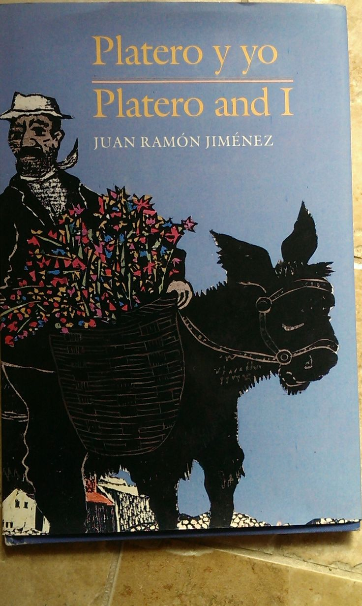 "Platero y yo is one of Juan Ramon Jimenez's best-known books. In this bilingual version for kids, 19 chapters have been selected to both spark interest in reading the original as well as to ""capture the lyrical cadence and rhythm"" of the author's poetic Spanish. The story takes place in Spain.  Clarion Books, ISBN 0-395-62365-0."