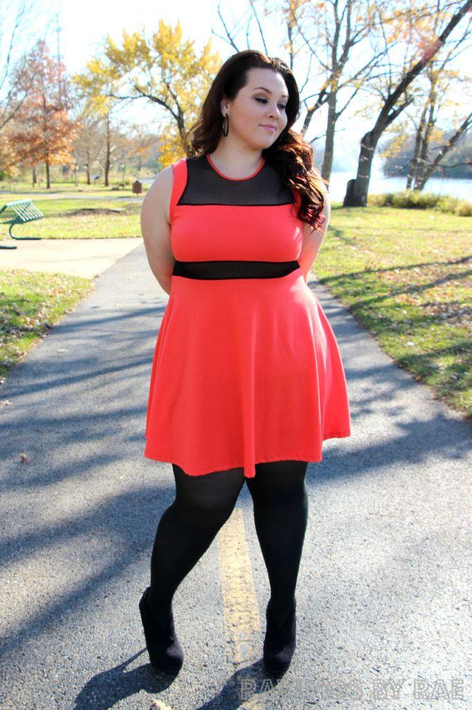Latest dresses for fat women