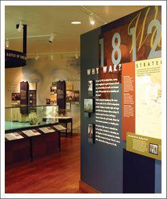Admiral Perry Museum Exhibit