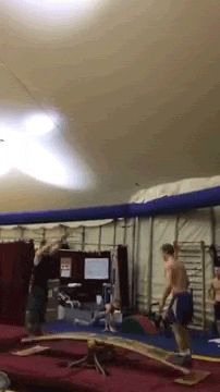 This Acrobat Training Video Is The Most Mesmerizing Thing You'll See All Day