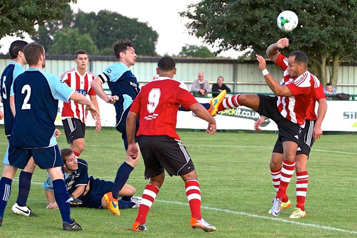 Sholing Football Club - Official Website - Sholing 2-1 Fawley AFC