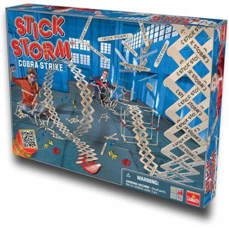 Goliath Games Stick Storm Cobra Strike