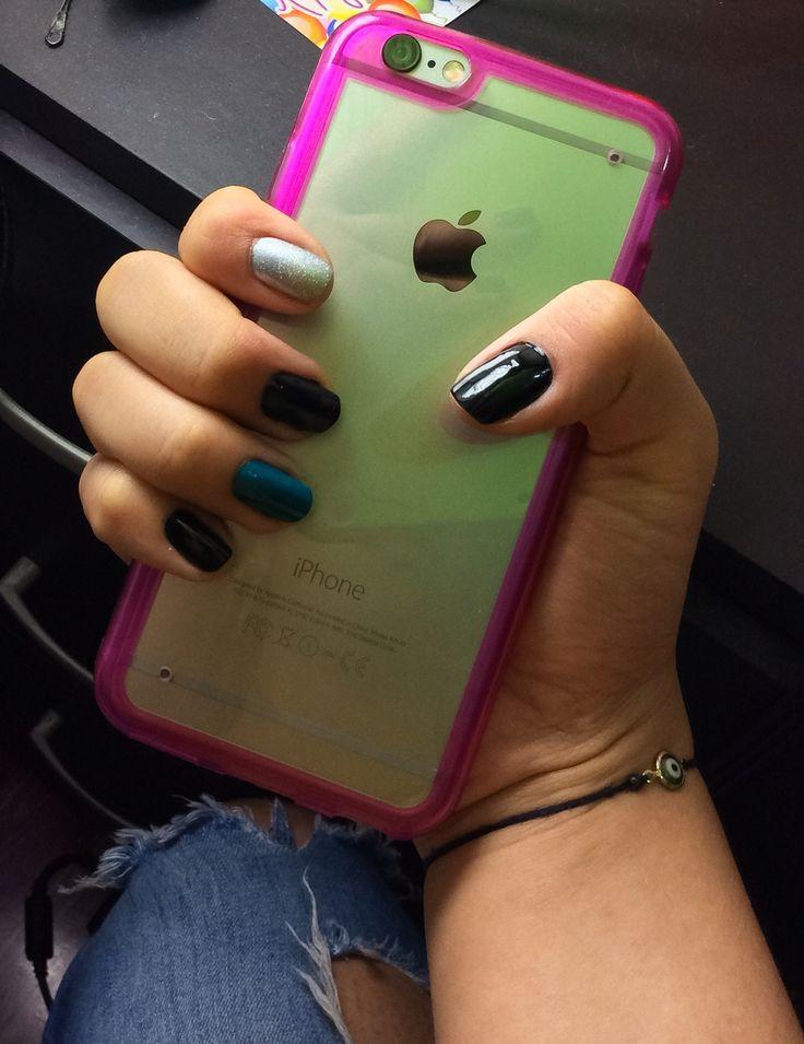 Nails & Phone