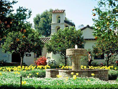 Allied Arts Guild Menlo Park California Wedding Venues 7