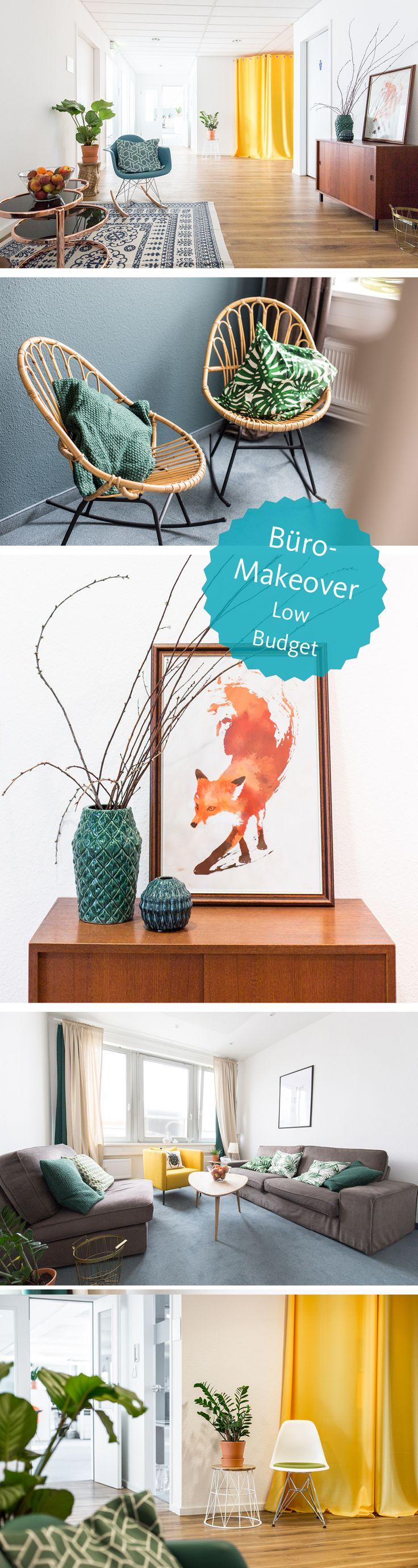 Kleines Budget, Große Wirkung: Unser Büro Makeover Mit InDecorate
