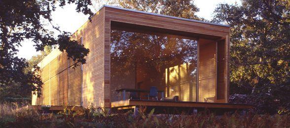 Sommerhus ved Vejby Strand    :: Henning Larsen Architects