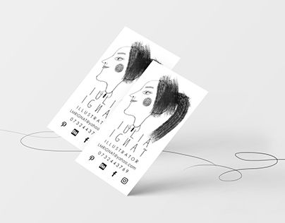"Check out new work on my @Behance portfolio: ""Iulia Ignat Illustrator - Self branding"" http://be.net/gallery/53741105/Iulia-Ignat-Illustrator-Self-branding"