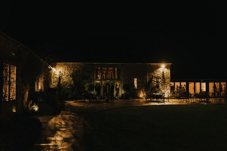 And goodnight @caswellhouse. Photo by Benjamin Stuart Photography #weddingphotography #caswellhouse #weddingvenue #countrywedding #ukwedding #nighttime