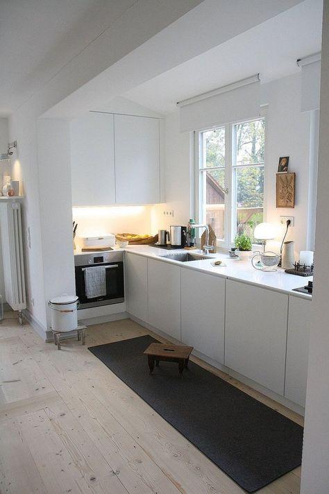 Die besten 25+ weiße Küchen Ideen auf Pinterest Weiße - Die Schönsten Küchen