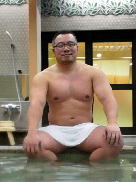 Big And Cute Asian Bear  , , -4254