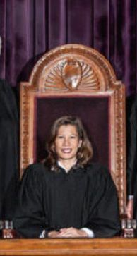 Warning to Trump keep immigration agents out of California from Judge Cantil-Sakauye.