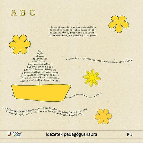 Share Tweet Pin Mail Június első vasárnapja pedagógusnap, melyet 1952 óta ünnepelnek Magyarországon. Készítettem néhány formázott idézetet, amelyet felhasználhatsz köszöntő képeslapokhoz, scrapbook oldalakhoz. Töltsd ...