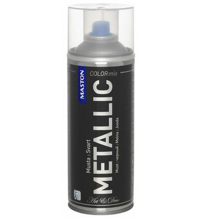 Maston COLORmix Metallic 400 ml spraymaali