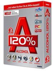 Alcohol 120% v2.0.2 Build 5830