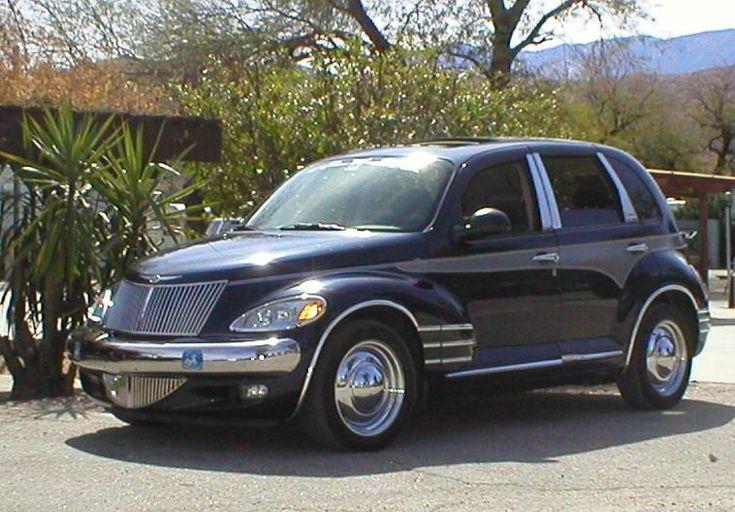2002 Chrysler PT Cruiser.