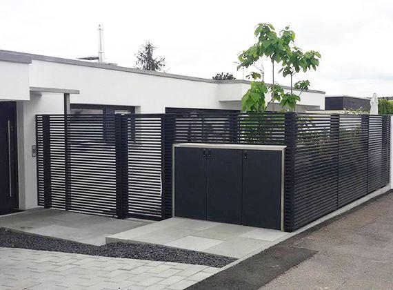 Der Gewinner eines Designawards ist die perfekte Wahl für moderne, kubische Gebäude.