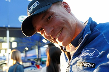 Talented, passionate and modest: Jari-Matti Latvala, #rally driver