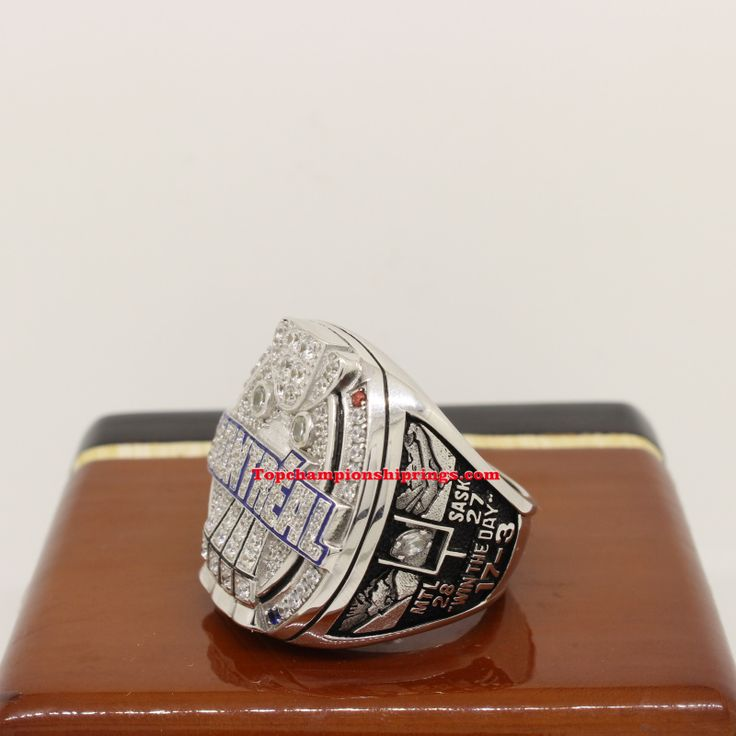 CFL 2009 Montreal Alouettes Grey cup Championship Ring