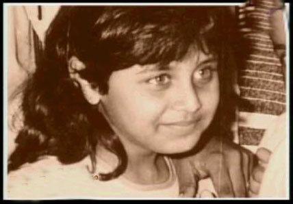 Little Miss Rani Mukherji
