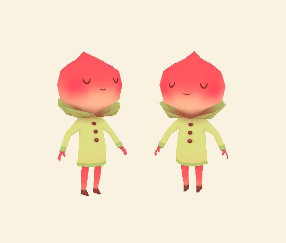 Peachy by Anne Katran