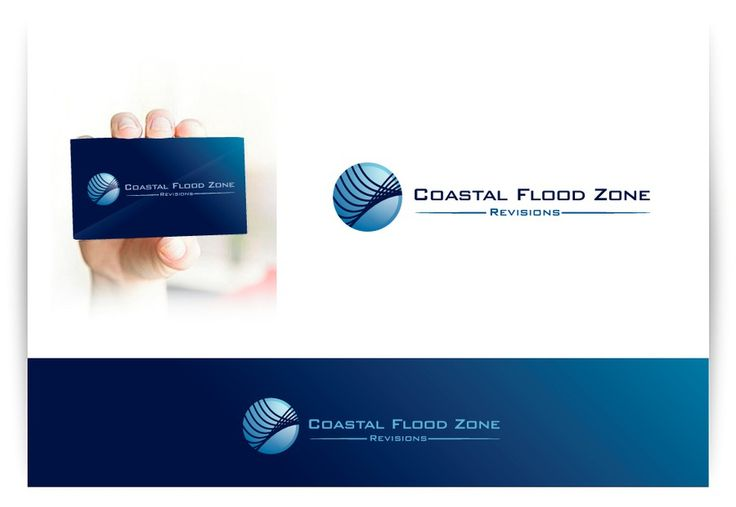 New logo wanted for Coastal Flood Zone Revisions, LLC by Ultimate Design