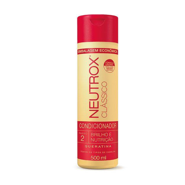 Condicionador amarelo, Neutrox | 34 produtos de beleza que custam pouco e valem muito