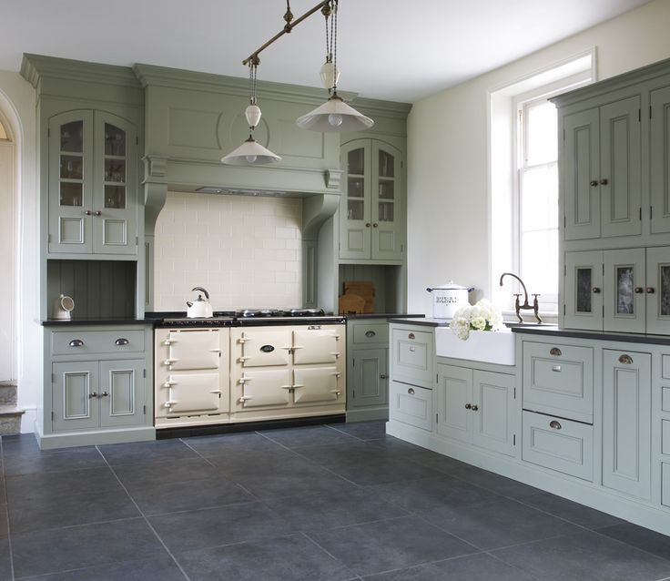 Country Kitchen Range: Aga Cooker, Aga Range And Country Kitchens