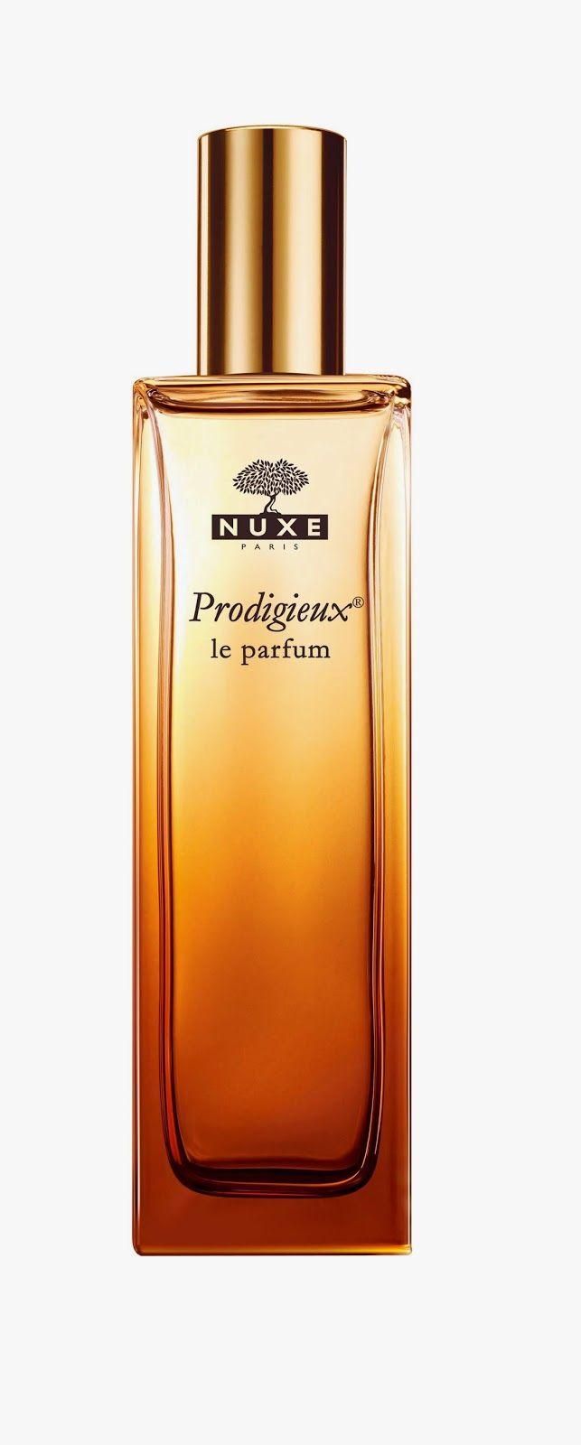 Hayat Reçeli: Kozmetik, Makyaj, Bakım ve  Kadın Bloğu: Nuxe' den Muhteşem Bir Parfüm ''Prodigieux le Parf...