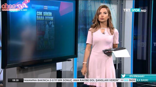 Frikik World: Deniz Satar İlk Baskı 19.09.2016 Minili Göğüs Bacak Kalça Frikik Video