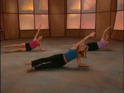 Дениз Остин - Йога для бедер и ягодиц Austin Yoga Buns - YouTube