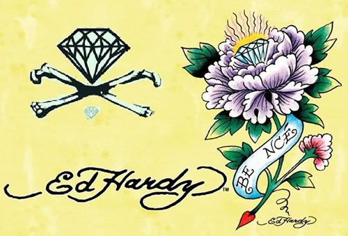 Ed Hardy - Pictures, Images & Photos - PicturesCafe - Page 5