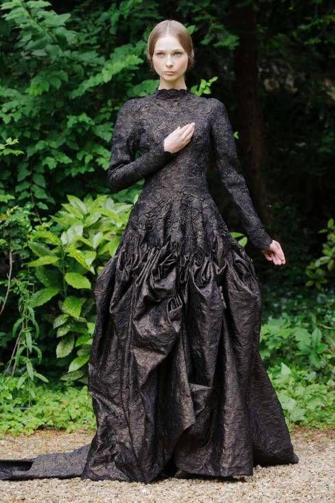 Franck sorbier fall 2013 haute couture collection haute for Haute renaissance