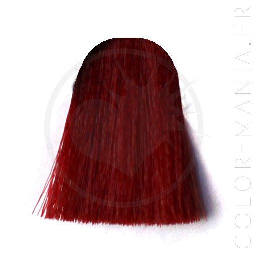 Coloration Cheveux Rouge Baiser de Vampire – Manic Panic