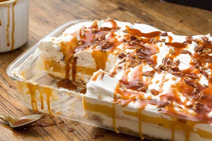 Wie denkt aan de herfst denkt waarschijnlijk aan koudere temperaturen, afgevallen bladeren en pompoenen. Zodra de herfst zijn entree maakt, zie je de gerechten mee veranderen. De stamppoten mogen weer worden gegeten. Natuurlijk hoort daar een dessert bij die perfect aansluit op het seizoen. De pompoen cheesecake lasagne is een feestelijk dessert die je tijdens …