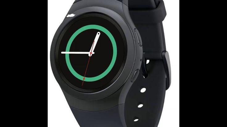 Samsung Gear S2 Smartwatch (Certified Refurbished) (Dark Gray)