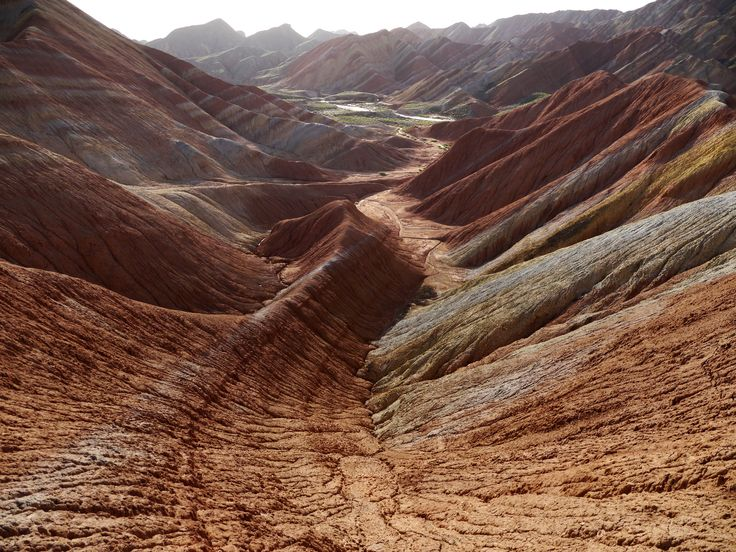 Best 25+ Zhangye danxia landform ideas on Pinterest Danxia - land form