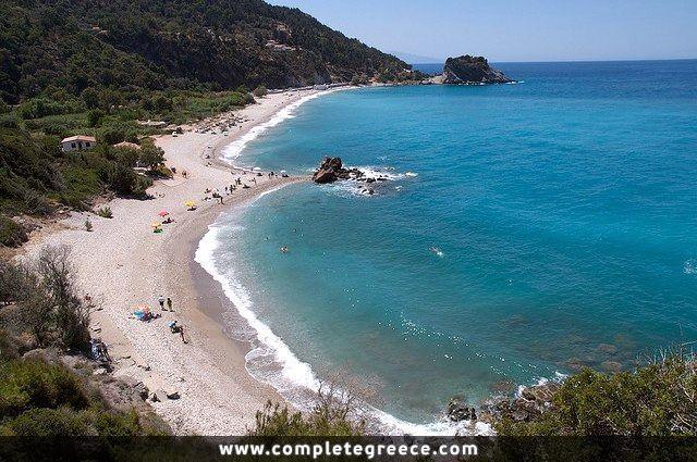 Potami Beach - Samos - Samos - #Greece