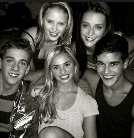 Emily, chloe, Eldon, Michele, Danial