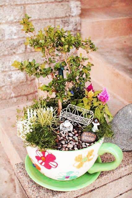 mini jardim oriental:1000 ideias sobre Lanternas De Jardim no Pinterest