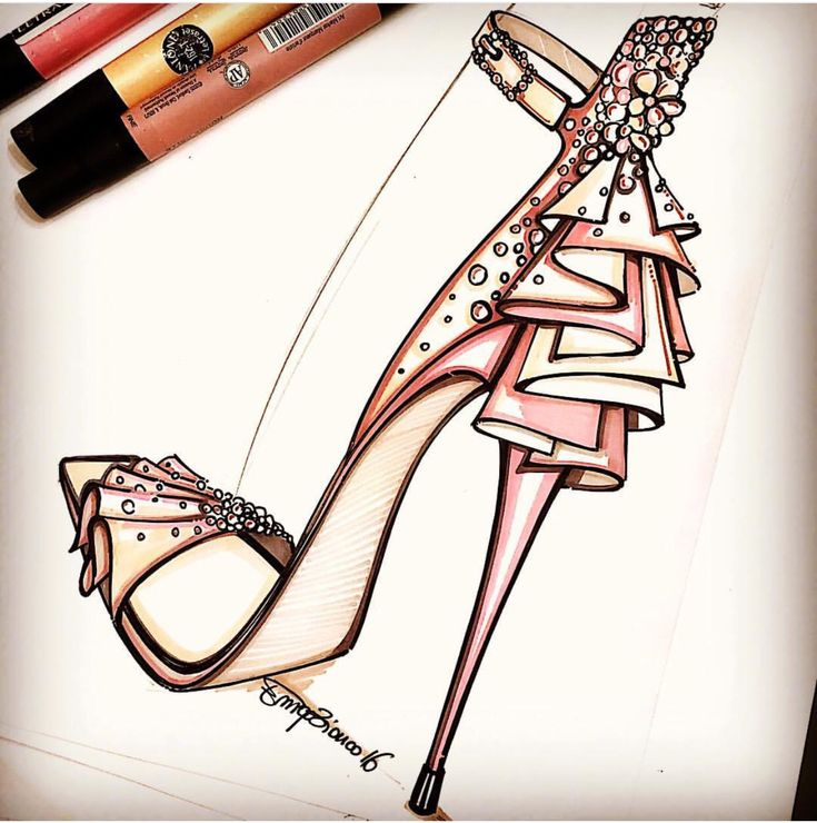 25 best ideas about shoe illustration on pinterest