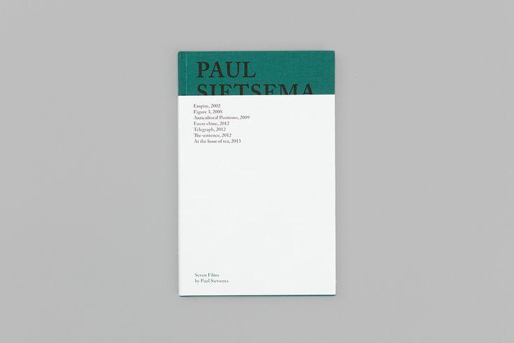 Seven Films by Paul Sietsema